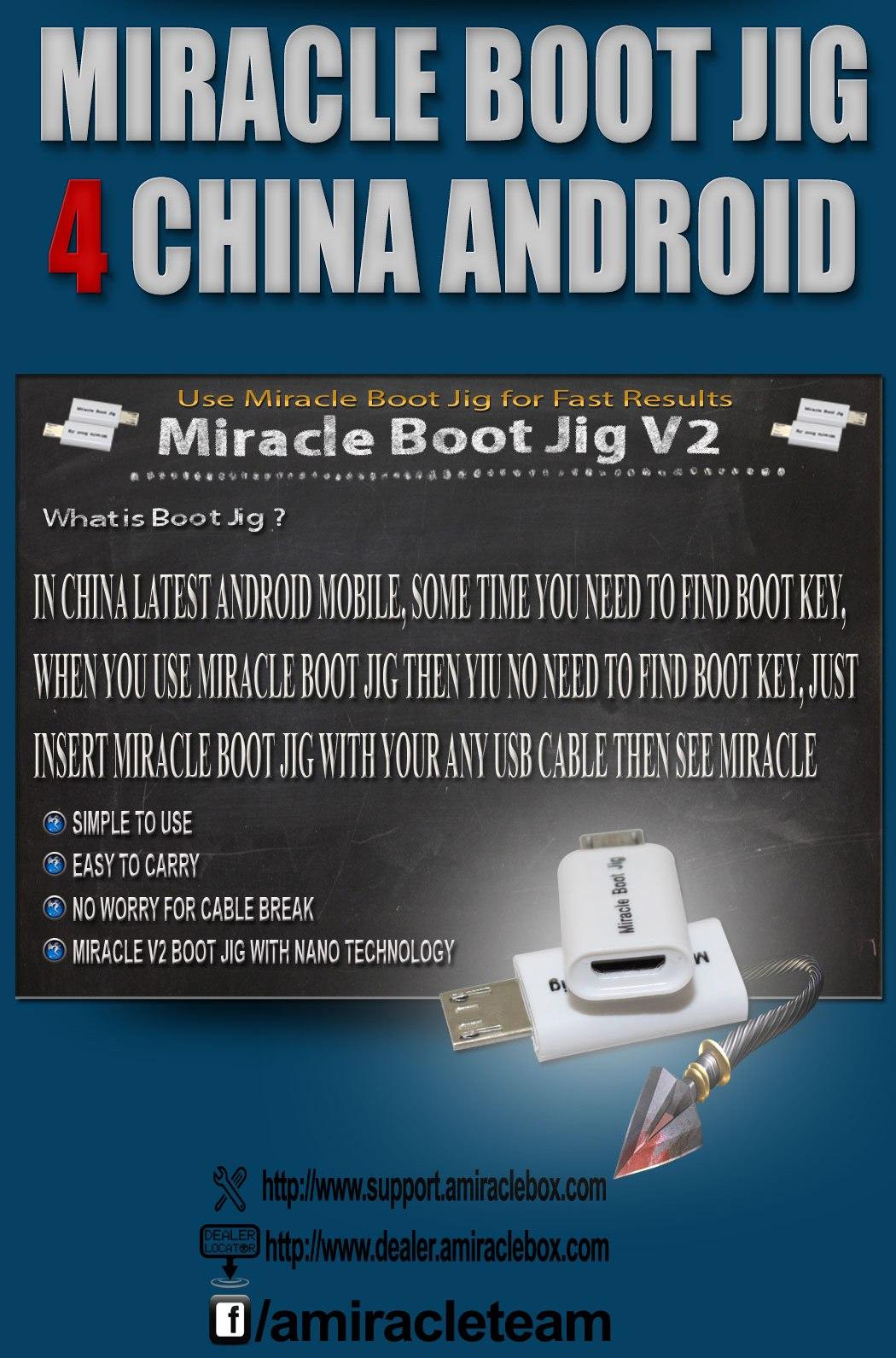 جدیدترین اخبار و آپدیتهای باکس Miracle Box - باکس های متفرقه - جی اس